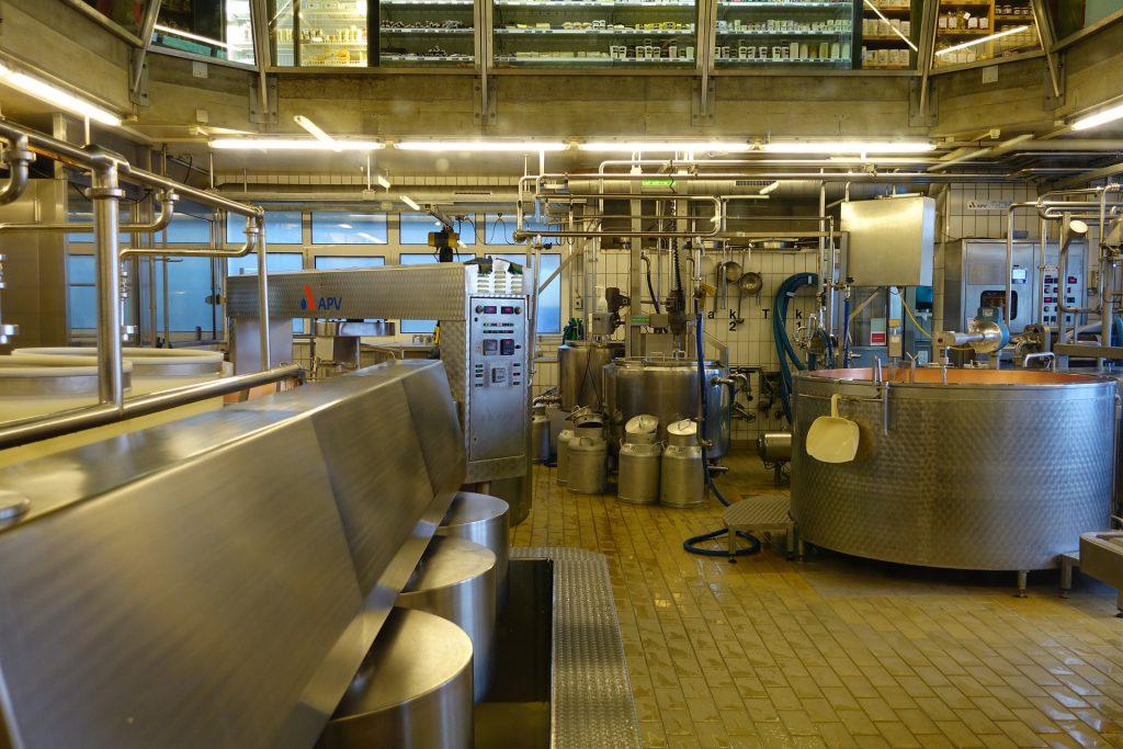 dutch dairy processing machines